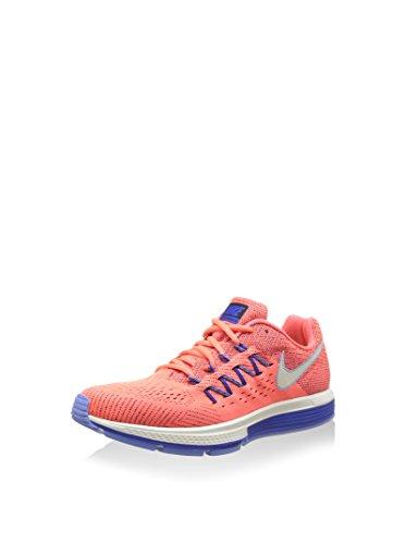 Nike Wmns Air Zoom Vomero 10, Zapatillas de Running Mujer, Naranja (Hyper Orange/Sail-Black-Rcr Bl), 42
