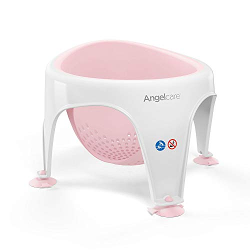 Angelcare Soft Touch Bad Sitz (Aqua) – Rose