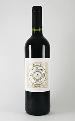 Bodegas López Morenas Soto del Realon Crianza Vino Tinto - 6 Paquetes de 750 ml - Total: 4500 ml
