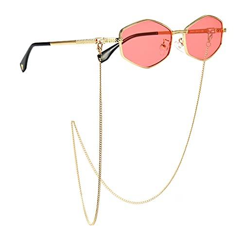 LUOXUEFEI Gafas De Sol Gafas De Sol Mujer Gafas De Sol Irregulares Gafas De Sol Gafas De Mujer