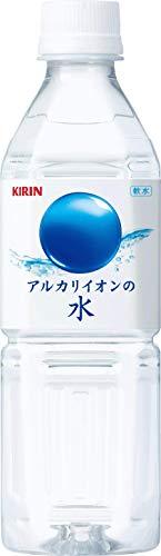 キリンビバレッジ アルカリイオンの水 PET 500ml×24本