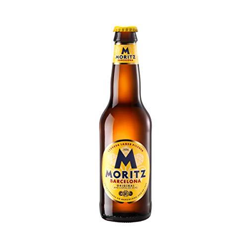Moritz - Botella Cerveza De 33 cl
