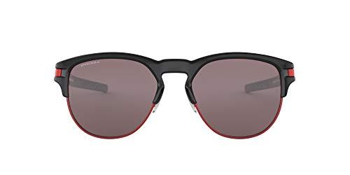 Oakley Latch Key 939405 Gafas de sol, Polished Black, 55 para Hombre