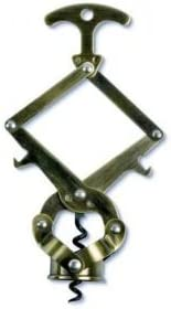 Lazy Tongs Finish Corkscrew-antique 1 Super special price year warranty