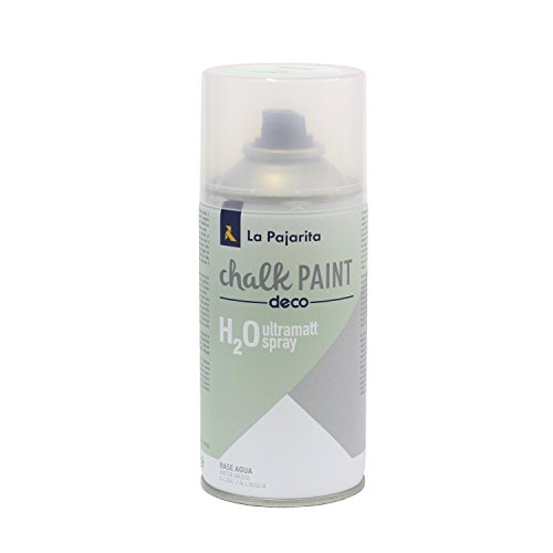 La Pajarita 100599 Spray de Pintura, Blanco Nube