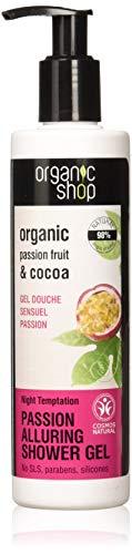 Organic Shop Night Temptation Passion Shower Gel, 280 ml