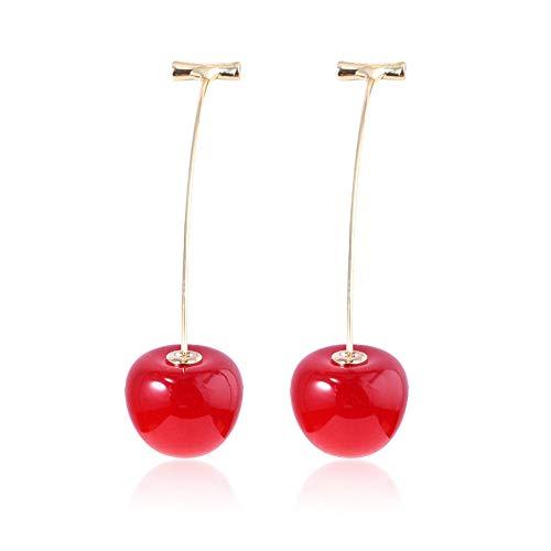 Cherry Earrings - Kakyoin Drop Earr…