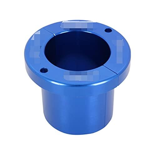 ZHANGWUNIU WUZ Store Motocicleta CNC Tenedor de remoción de absorción de Choque Vise Herramientas de reparación de la Llave de la Abrazadera Adecuada para Yamaha Kawasaki Suzuki (Color : Blue D47mm)