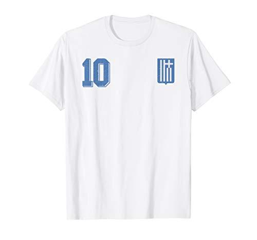 Griechenland or Greece Fußball or Football Soccer Trikot T-Shirt