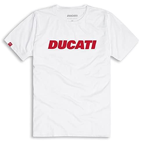 Ducati Ducatiana 2.0 T-Shirt NEU 2021 weiß (L)