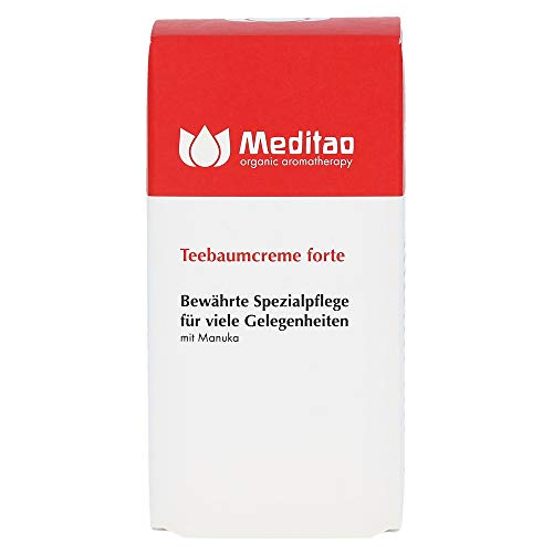 Meditao Teebaumcreme forte, 50 ml