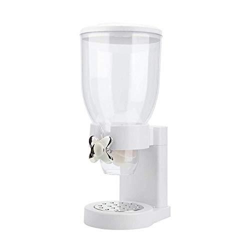 Dispensador de mostrador SINGLECEREAL 5L para cereales frutos secos caramelos