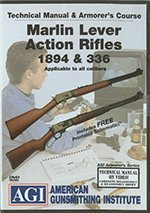 Marlin Lever Action Rifles 1894 & 336 Armorer's Course