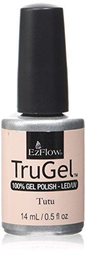 EzFlow, Gel de manicura y pedicura (Tutu) - 14 ml.