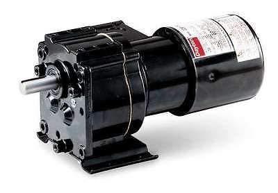 DAYTON 2Z818 AC Gearmotor, 68 rpm, TEFC, 115V