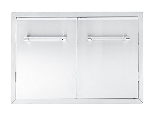 """KitchenAid 780-0018 Cabinet Double Access Door, 33"""", Stainless"""