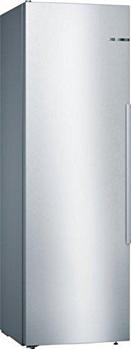 Bosch KSF36PI3P Serie 8 Freistehender Kühlschrank / A++ / 186 cm / 127 kWh/Jahr / Inox-antifingerprint / 300 L / VitaFresh pro / FlexShelf