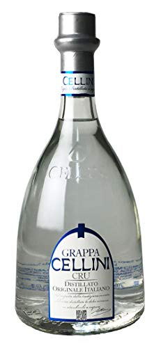 Cellini CRU grappa, 700 ml