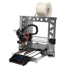 Prusa KITP3STEEL - Kit de montaje impresora 3D RepRap i3 P3Steelcon (incluye 1 kg de filamento)