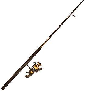 Penn Spinfisher V 8500 Fishing Rod and Spinning Reel Combo, Boat, 7 Feet, Heavy Power