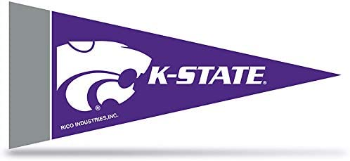 NCAA Kansas State Wildcats 4-Inch Oklahoma City Mall Max 76% OFF by Classic 9-Inch Pennant Mini
