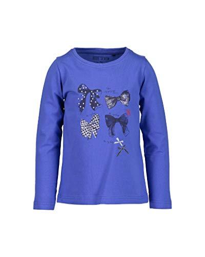 Blue Seven Mädchen Vd-750578 X T-Shirt, Blau (Ocean 534), 110