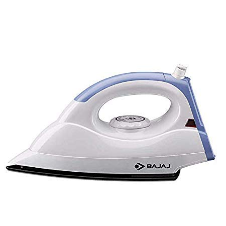Bajaj DX4 Neo 100W (White/Lavender) Dry Iron
