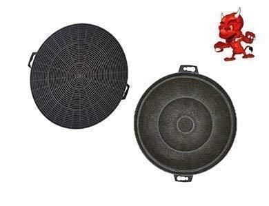 Filtre à charbon actif Filtre Filtre à charbon pour hotte Hotte Bosch dke935aau06, dke935abr01