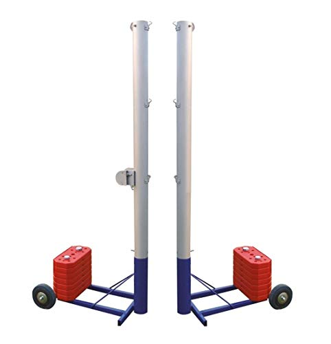 PLAY AND FIT - Volleyball Post/Poles Mobile Type