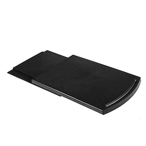 Kitchen Caddy Sliding Coffee Tray Mat, Under Cabinet Appliance Coffee Maker Toaster Countertop...