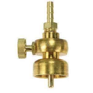 CV-2 Control Valve for 17 & 34 Liter Cylinders by Gasco