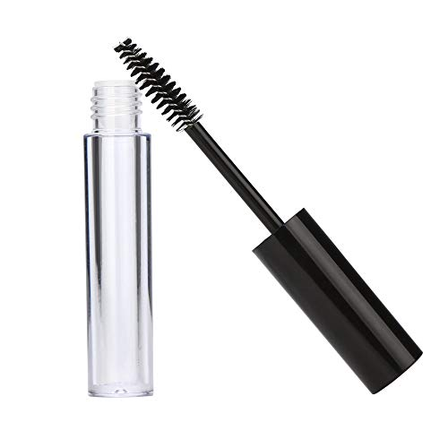 1Ml Tube De Mascara Vide Maquillage Mascara Empty Tube Portable Transparent RéUtilisable,Eye Makeup Eyelash Cream Pipette Container