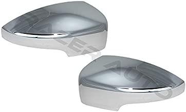 Razer Auto Triple Chrome Plated Mirror Cover for 2013-2015 Ford Escape & 2012-2014 Ford Focus