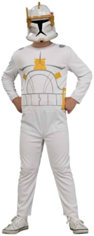 Rubie's ST5280 Clone Wars Captain Cody Fancy Dress Costume