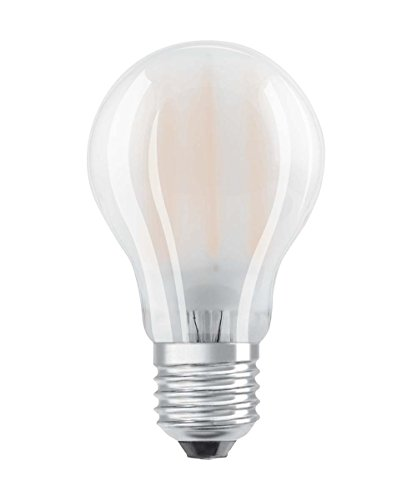 Osram LED Retrofit Classic A Lampe, Sockel: E27, Warm White, 2700 K, 11 W, Ersatz für 100-W-Glühbirne, matt