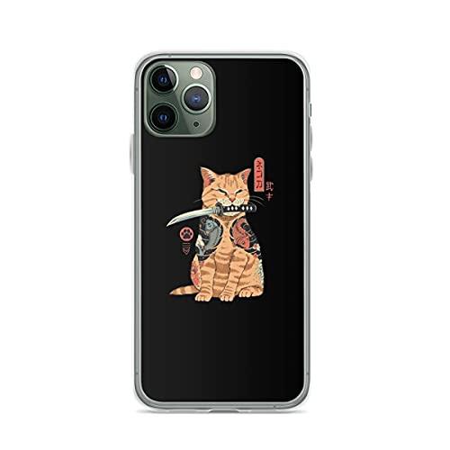ZLTEMS Catana Morbido TPU Clear Custodie per Telefoni Compatibile con iPhone 12/12 PRO Max Mini 6 6s 7 8 X XS XR 11 PRO Max SE 2020 Scratch Waterproof