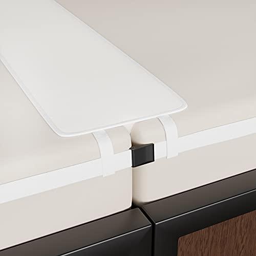 Pure Siesta Bed Bridge Twin to King Bed Converter Kit Split King Bed Gap Filler with Adjustable Strap