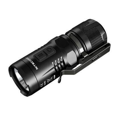 2015 Nitecore Ec11 LED Cree XM-L2 U2 900 lumens lampe de poche étanche sauvetage recherche Torch par Imr18350/CR123