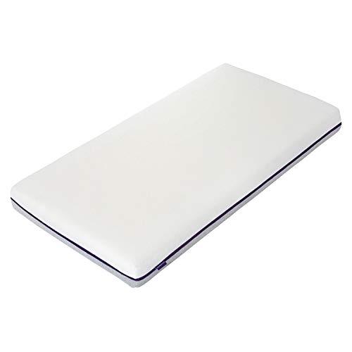 Clevamama 3115 Airgo Support Babymatratze - 60 x 120 x 11, weiß, 1200 g