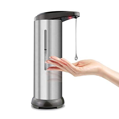 Calma Dragon Dispensador automático, Dosificador de Jabón, Desinfectante para Manos, Soap Dispenser, con Sensor Automático, Recargable, Evita el Contacto, Antivirus, Tecnológico