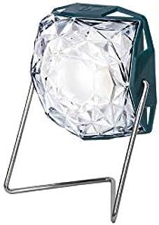 Little Sun Diamond - Lámpara LED portátil de energía solar con soporte, lámpara de lectura recargable y luz nocturna