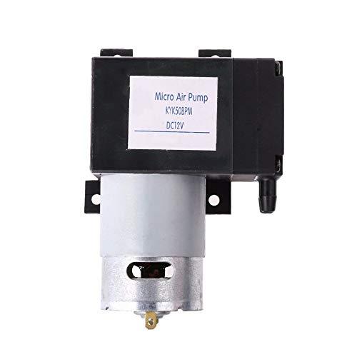 HSH-Flo 12VDC 6W 8L/min 120Kpa Elektrische Vakuum Saug Luft Kompressor Mini Vakuumpumpe für Saug-Milch