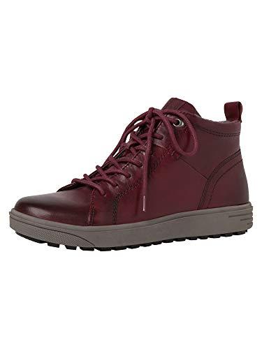 Jana Damen 8-8-25202-25 541 Sneaker JAR, Recycled PET, Removable Sock, Relax, Soft Flex