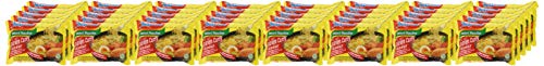 Indomie Fideos instantáneos con pollo al curry paquete de 40 x 80 gr 0.08 ml - Pack de 40