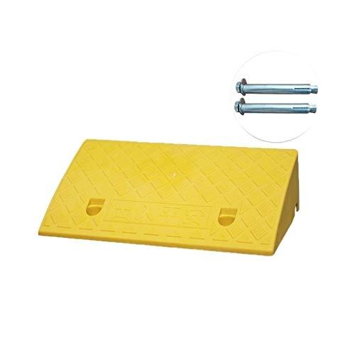 Alta calidad 7 ~ el 13.5CM frenar el Rampas, de plástico antideslizante Servicio rampas de color múltiple cubierta exterior de umbral rampas de accesibilidad rampas práctico