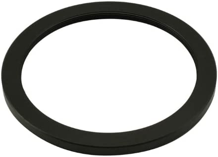 Fotga Black 72mm 1 year warranty to 52mm National products 72mm-52mm Filter Down Step Ring