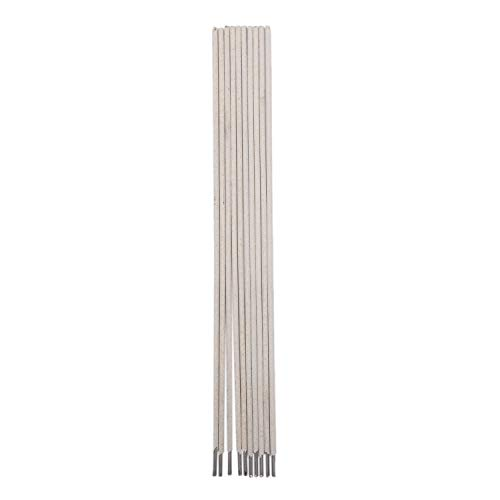 Exanko 10PCS DiáMetro 3.2Mm L409 Material de Varilla de Soldadura de Electrodo de AleacióN de Aluminio para MáQuina de Soldadura EléCtrica
