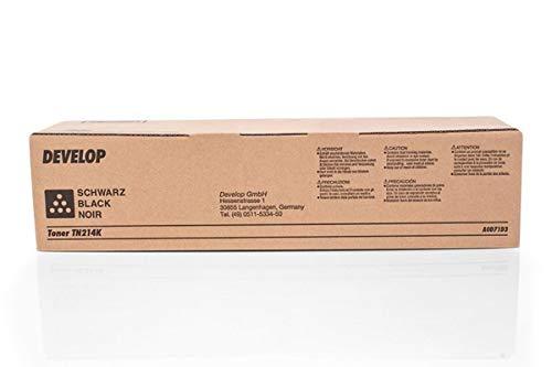 Develop Ineo Plus 200 (TN-214 K / A0D71D3) - original - Toner black - 24.000 Pages