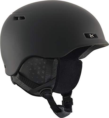 Anon(アノン) ヘルメット スキー スノーボード メンズ RODAN 2018-19年モデル XLサイズ BLACK 13362103001