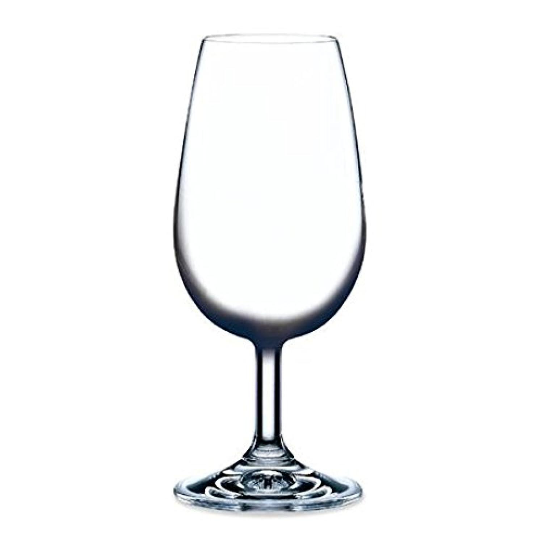 ワイン?ティスティングの為の必須アイテムです。 INAO テイスティンググラス 210cc 6脚セット 1640 〈簡易梱包
